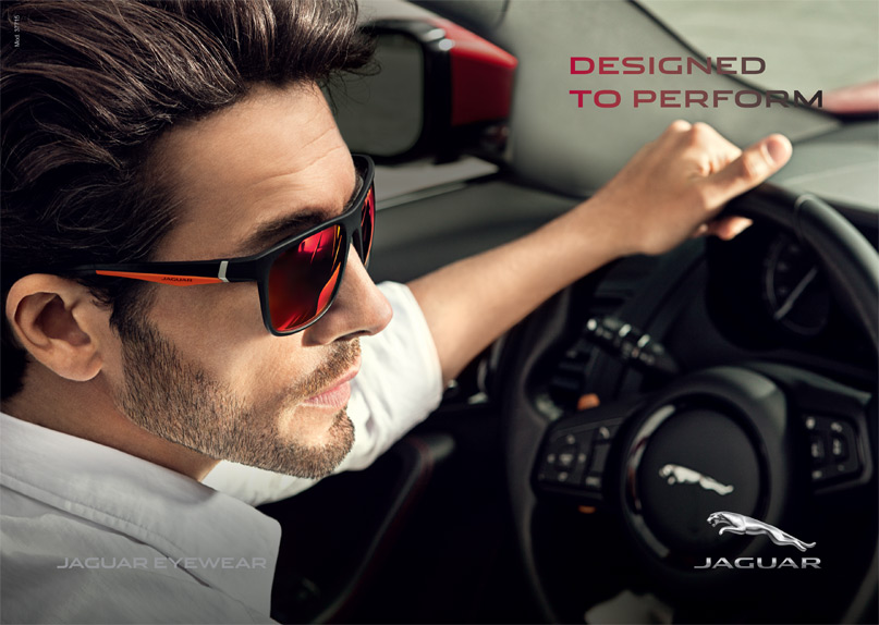 Pánske okuliare JAGUAR | Kolekcia Jeseň 2014