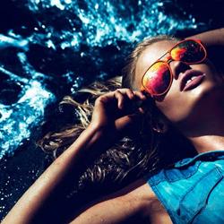 Slnečné okuliare dámske - Sagitta