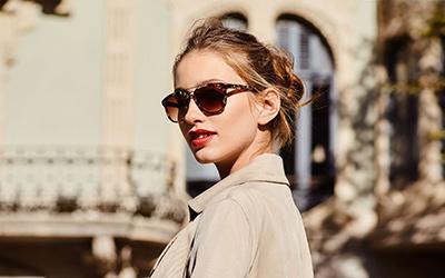 Slnečné okuliare - dámske